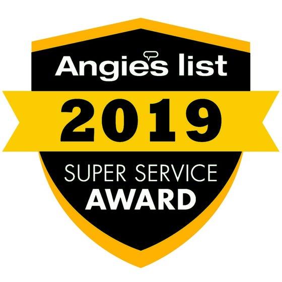 Angies List Roof Award