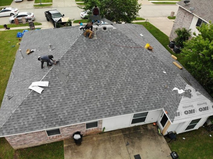 Roof Contractors DFW Texas