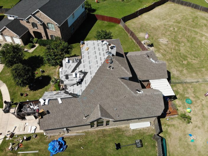 Roofing Contractors DFW Texas