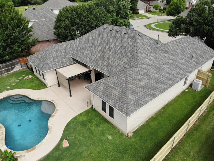 Roof Job in DFW