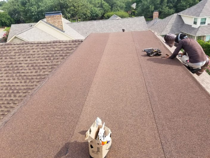 Roofing DFW