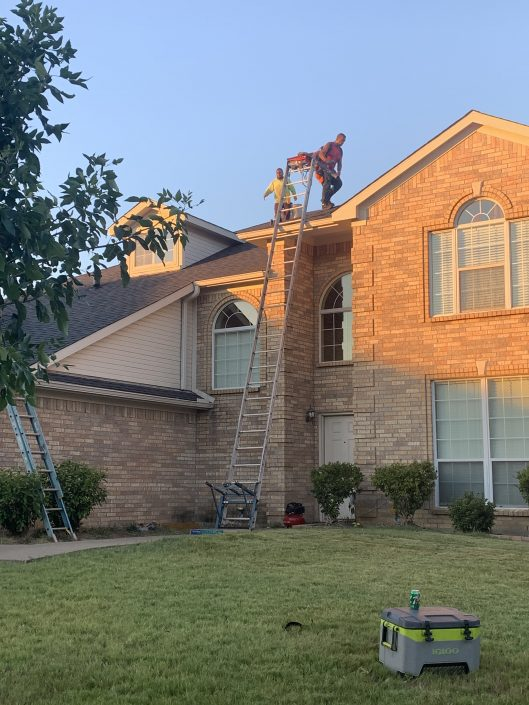Roof Replacement in Dallas Texas
