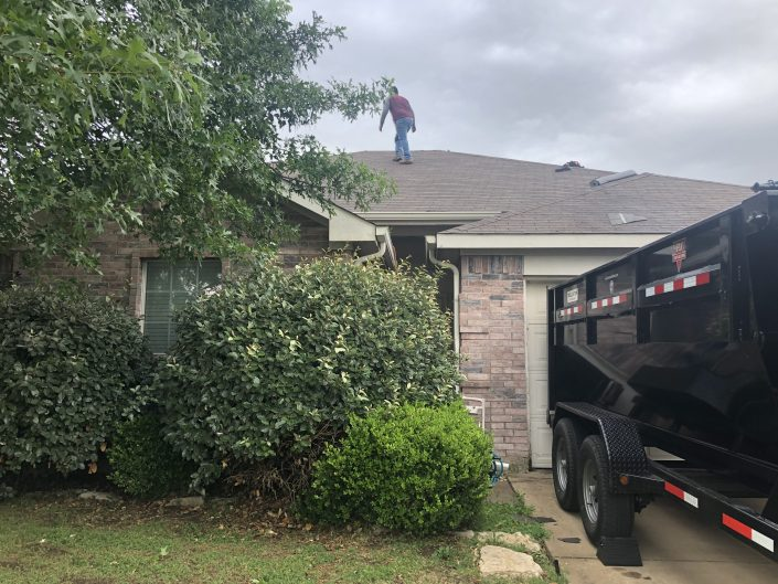 Roof Replacement DFW Texas