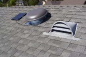 DFW Roofing Ventilation